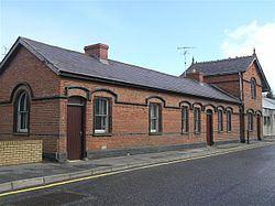 Castlederg railway station httpsuploadwikimediaorgwikipediacommonsthu