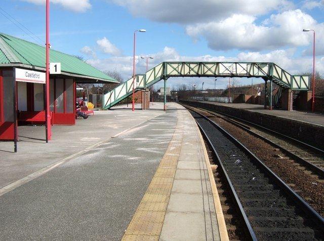Castleford railway station FileCastleford Railway Station geographorguk 373018jpg