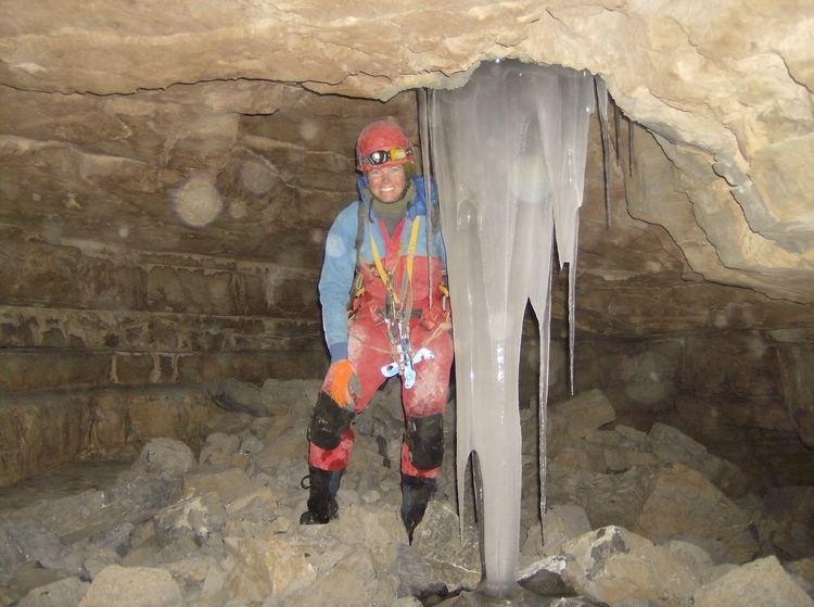 Castleguard Cave Castleguard Cave Canada 2010 Crazy Caver