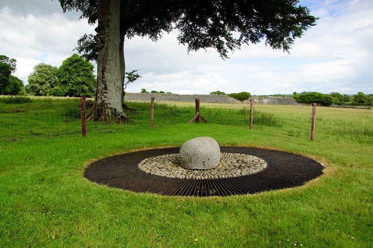 Castlestrange Stone Castlestrange La Tne Stone Voices from the Dawn