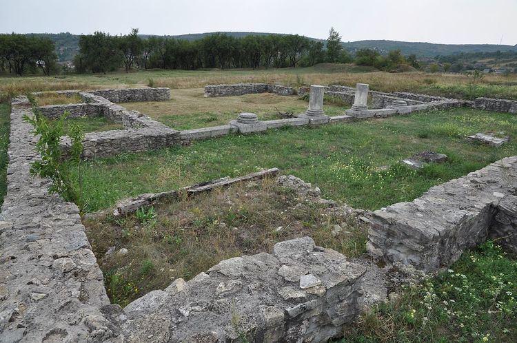 Castra of Buciumi