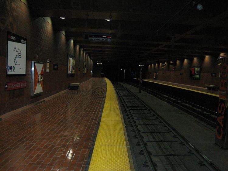 Castro Street Station