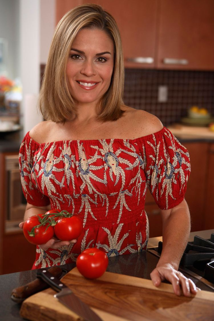 Cat Cora Take Five with Iron Chef America Star Cat Cora on Life After the