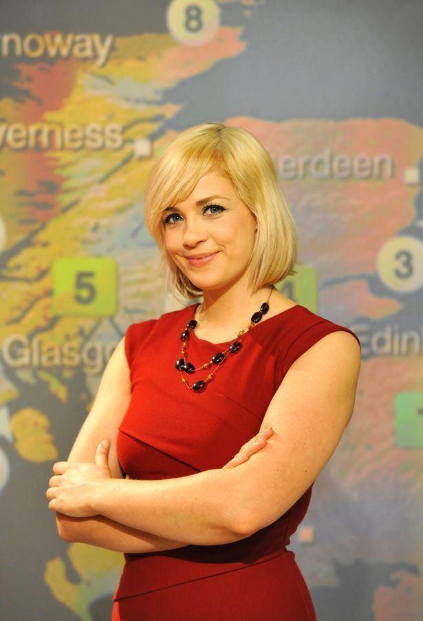 Cat Cubie Scottish Education Awards TV presenter Cat Cubie looks back at