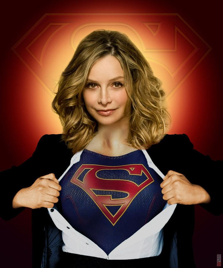 Cat Grant Cat Grant is Superwoman by 5red on DeviantArt