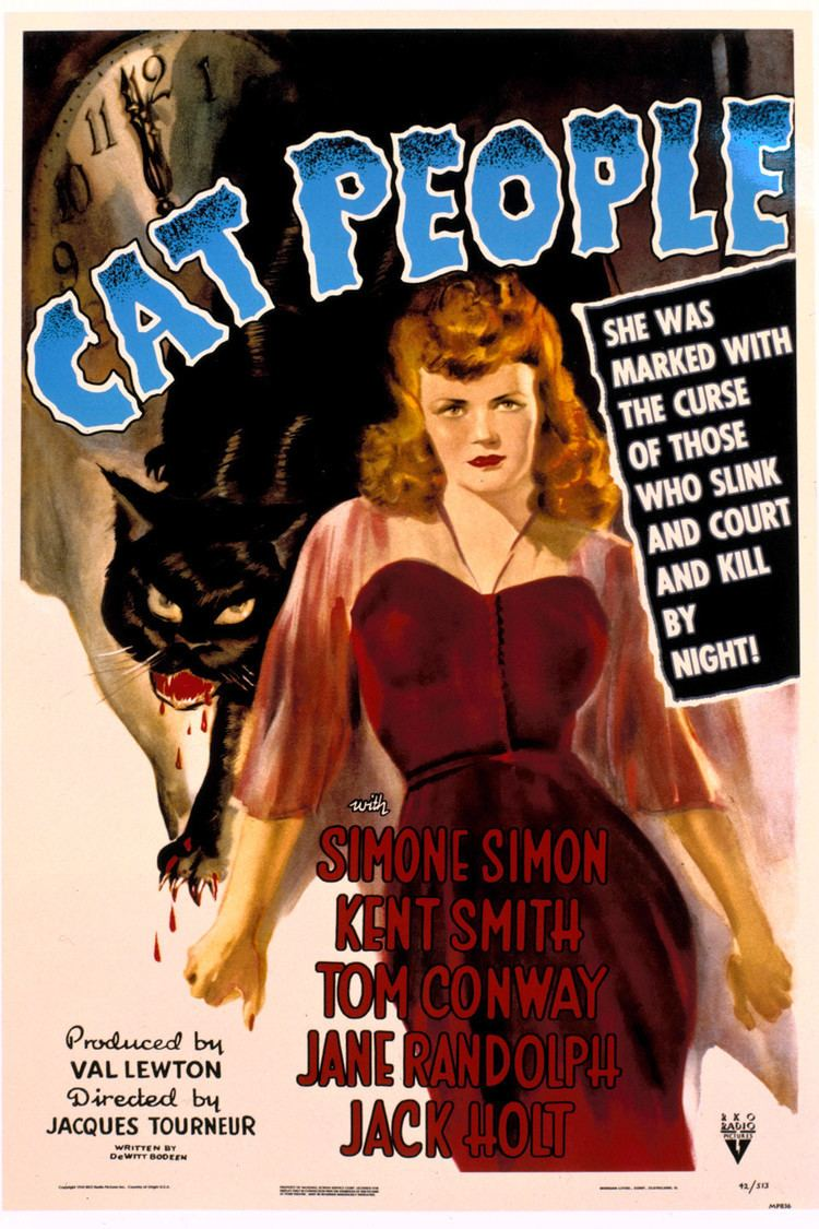 Cat People (1942 film) wwwgstaticcomtvthumbmovieposters3767p3767p