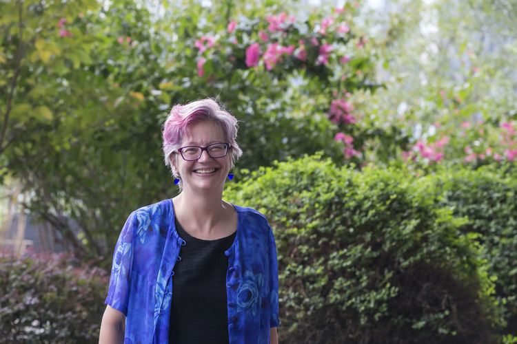 Cat Rambo Science fiction author Cat Rambo helps expand genre Arts