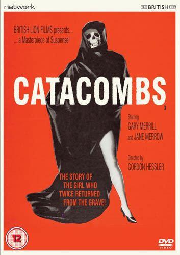 Catacombs (1965 film) CATACOMBS 1965 Horror Cult Films