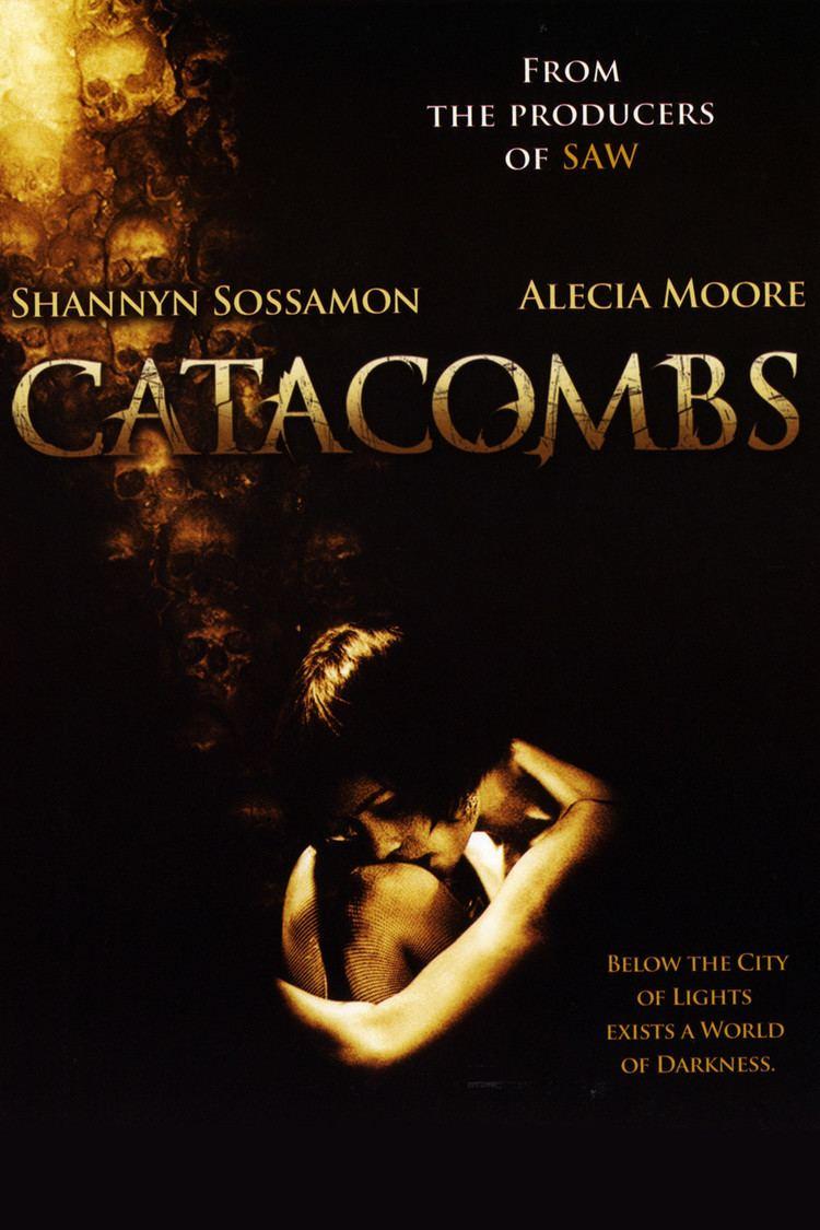 Catacombs (2007 film) wwwgstaticcomtvthumbdvdboxart193061p193061