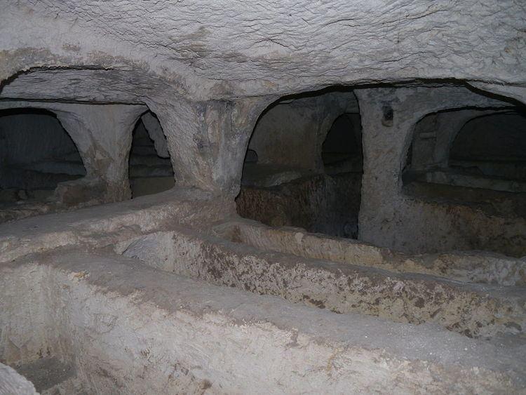 Catacombs of Malta