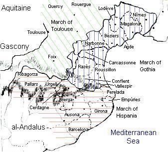 Catalan counties