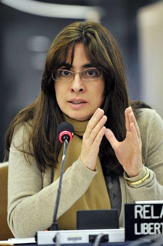 Catalina Botero Marino Classify Colombian human rights lawyer Catalina Botero