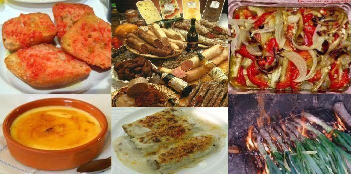 Catalonia Cuisine of Catalonia, Popular Food of Catalonia