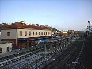 Catanzaro railway station httpsuploadwikimediaorgwikipediacommonsthu