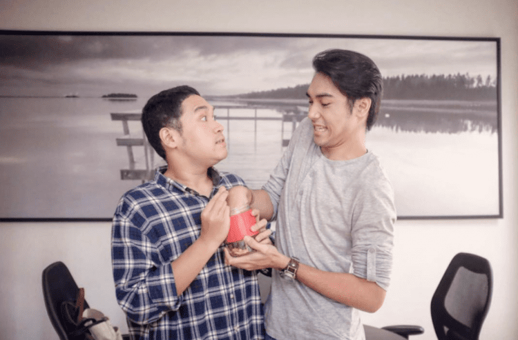 Catatan Si Boy: The Series Inilah Pemeran Emon dalam Catatan Si Boy The Series Net Tv