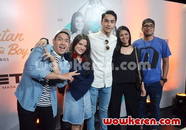 Catatan Si Boy: The Series Foto Konferensi Pers 39Catatan Si Boy The Series39 Foto 4 dari 22