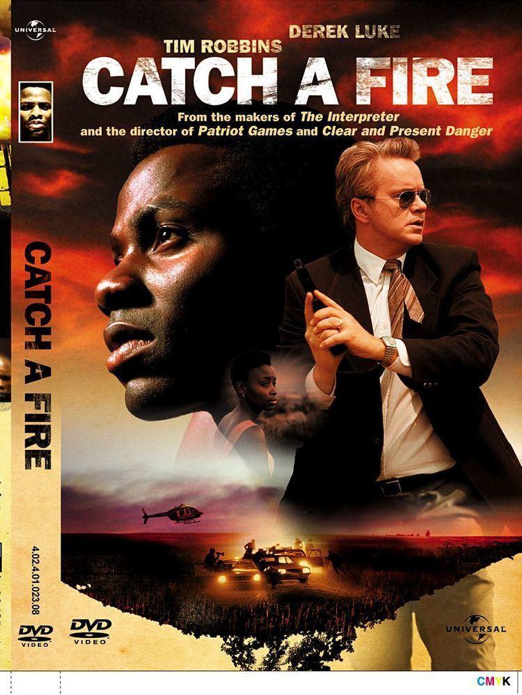 Catch a Fire (film) Reliance Home Videos Catch A Fire