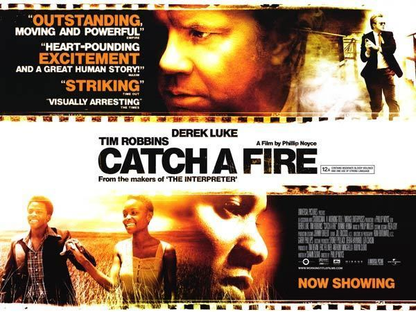 Catch a Fire (film) Catch a Fire movie posters at movie poster warehouse moviepostercom