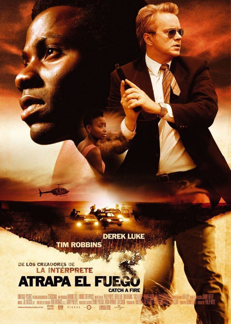 Catch a Fire (film) Catch a Fire 2 of 3 Extra Large Movie Poster Image IMP Awards