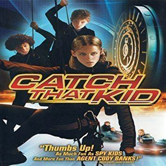 Catch That Kid Amazoncom Catch That Kid Kristen Stewart Sam Robards Jennifer