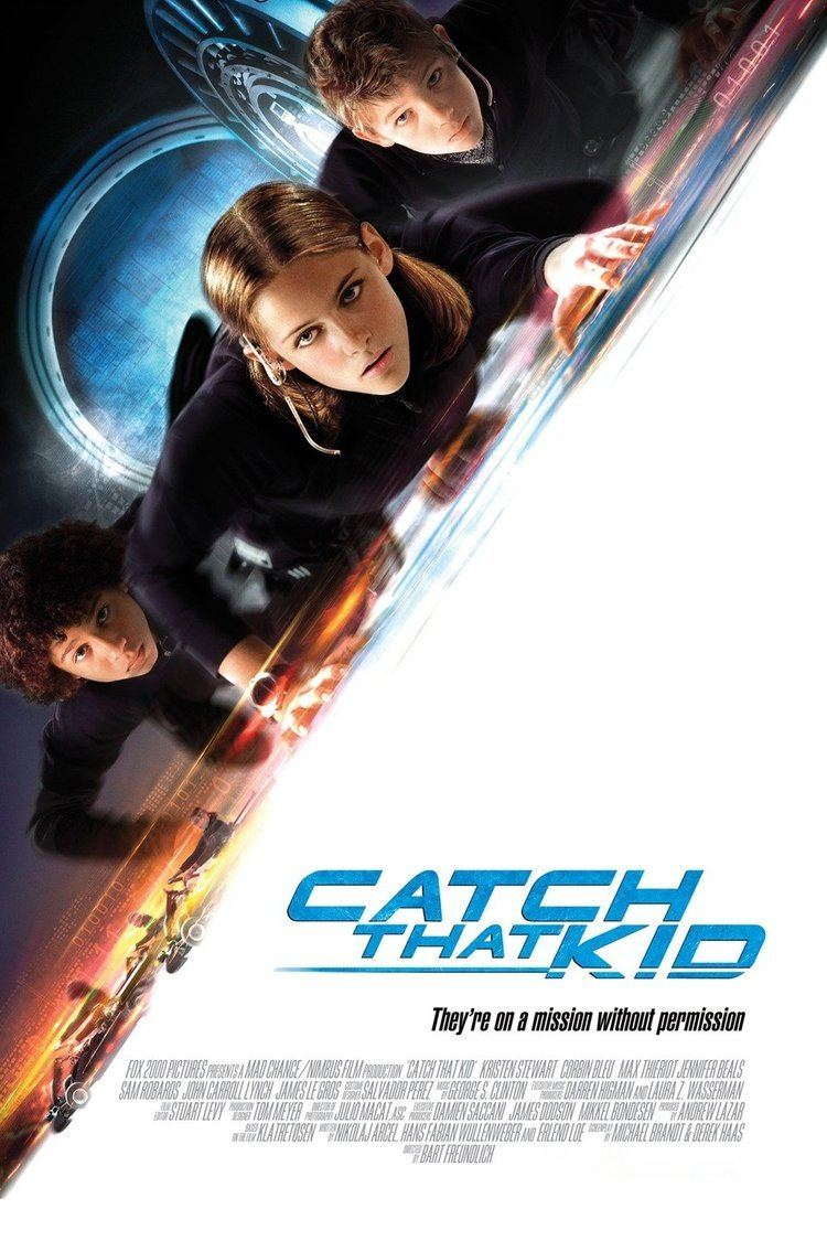 Catch That Kid wwwgstaticcomtvthumbmovieposters33392p33392