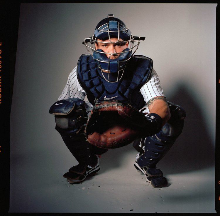 Catcher Russell Martin Plays Catcher the Toughest Position in Baseball