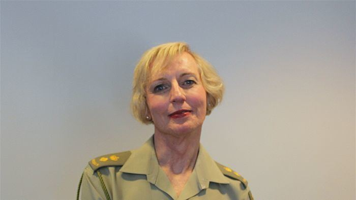Cate McGregor Lieutenant Colonel Cate McGregor reflects on life outside