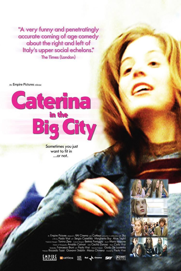 Caterina in the Big City wwwgstaticcomtvthumbmovieposters36003p36003