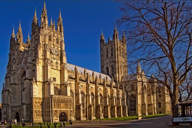 Cathedral Canterbury Cathedral Wikipedia