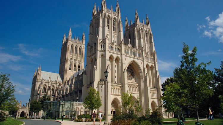 Cathedral Washington National Cathedral National Trust for Historic Preservation
