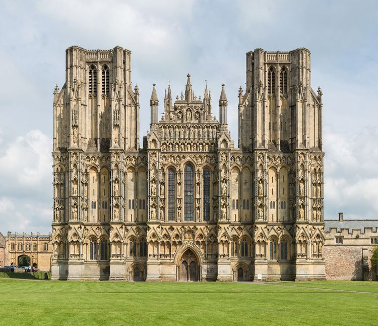 Cathedral Wells Cathedral Wikipedia