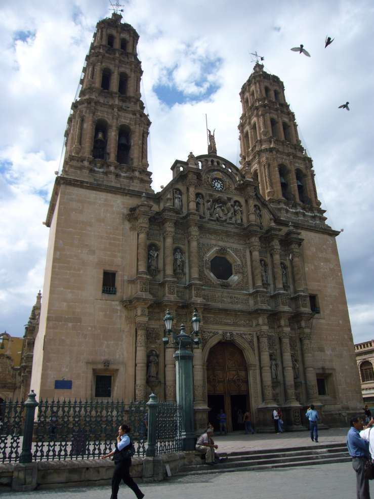 Cathedral of Chihuahua Mexico