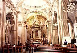 Cathedral of Chihuahua Cathedral of Chihuahua Wikipedia
