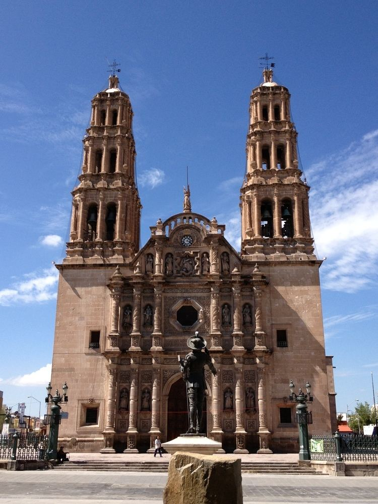 Cathedral of Chihuahua Tourist attraction of Chihuahua City English V Emmanuel Durn