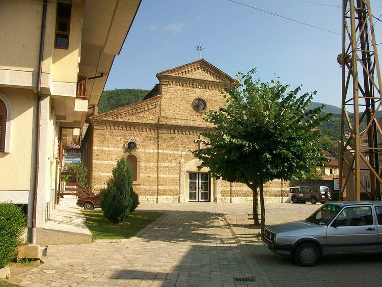 Cathedral of Our Lady of Perpetual Succour, Prizren