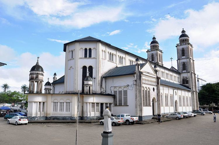 Cathedral of Saints Peter and Paul, Douala