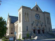 Cathedral of St. John the Evangelist (Boise, Idaho) httpsuploadwikimediaorgwikipediacommonsthu