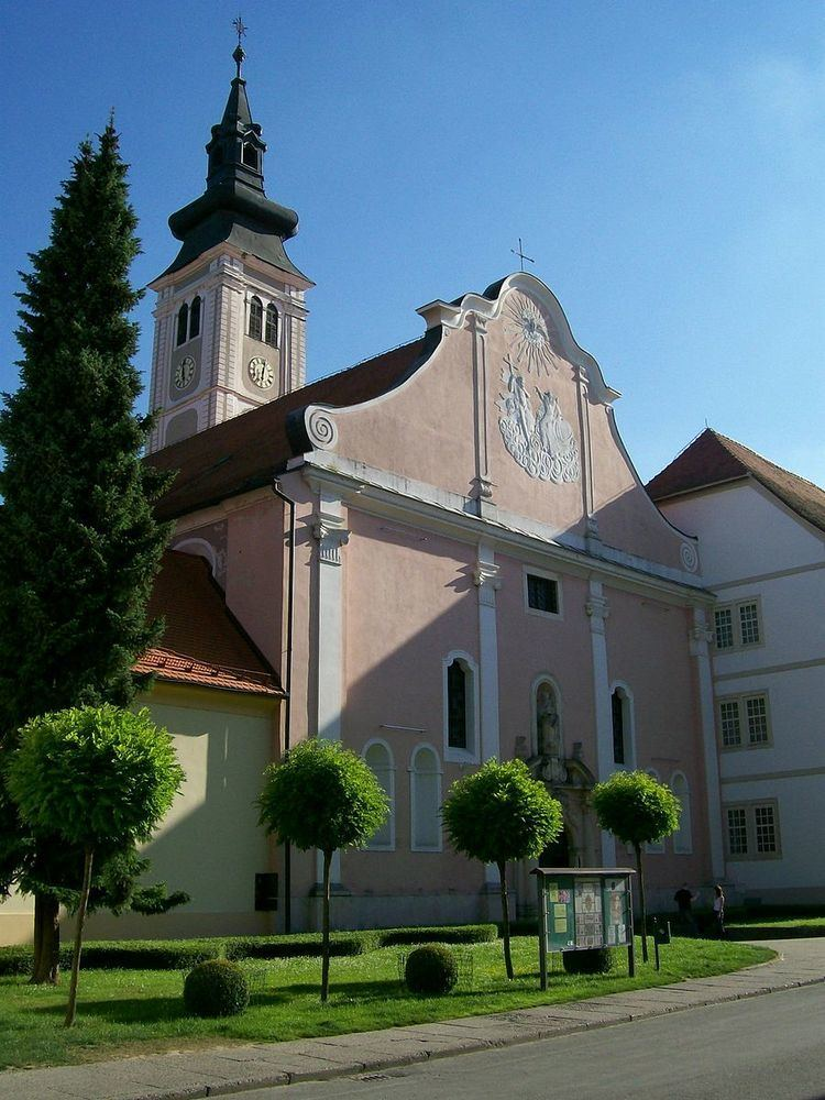 Cathedral of the Assumption of the Virgin Mary, Varaždin