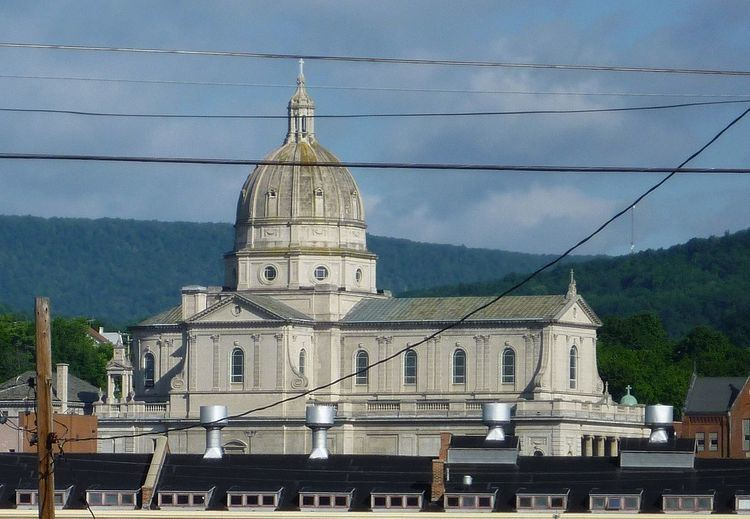 Cathedral of the Blessed Sacrament (Altoona, Pennsylvania)