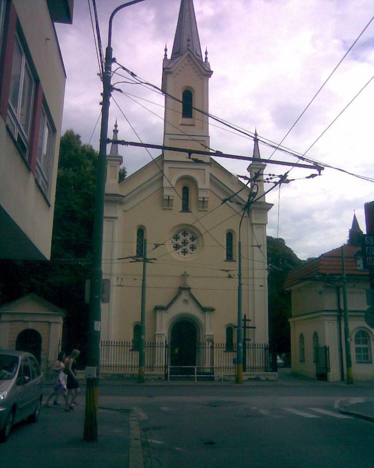 Cathedral of the Exaltation of the Holy Cross, Bratislava