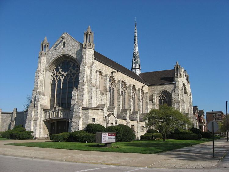 Cathedral of the Holy Angels (Gary, Indiana)