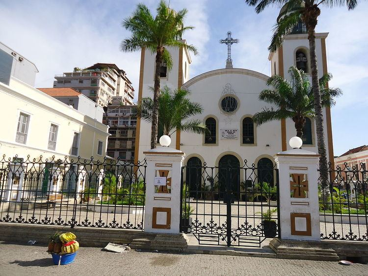 Cathedral of the Holy Saviour, Luanda