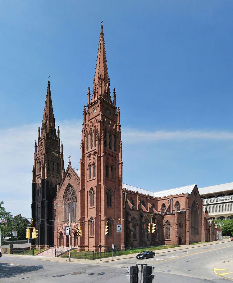 Cathedral of the Immaculate Conception (Albany, New York)