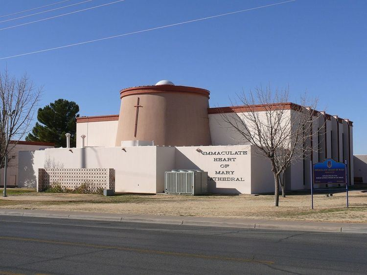 Cathedral of the Immaculate Heart of Mary (Las Cruces, New Mexico)