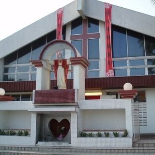 Cathedral of the Sacred Heart of Jesus, Johor Bahru