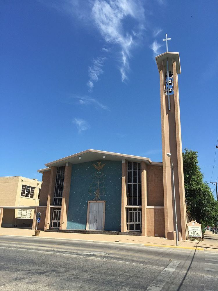 Cathedral of the Sacred Heart (San Angelo, Texas)