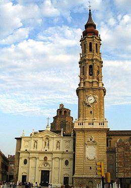 Cathedral of the Savior of Zaragoza Cathedral of the Savior of Zaragoza
