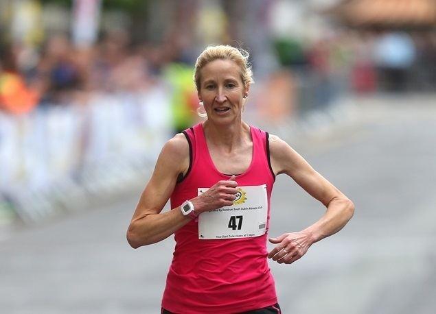 Catherina McKiernan Women in Sport Catherina McKiernan An Inspiration For
