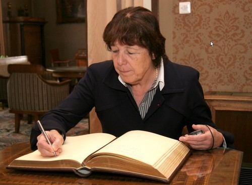Catherine Brechignac Coopration scientifique francocroate l39honneur La