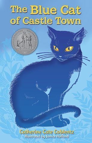 Catherine Cate Coblentz The Blue Cat of Castle Town by Catherine Cate Coblentz